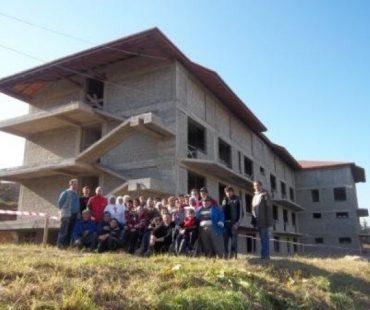 Georgia – Costruzione centro disabili a Tblisi