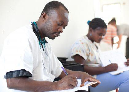 Sostieni a distanza un infermiere – Haiti
