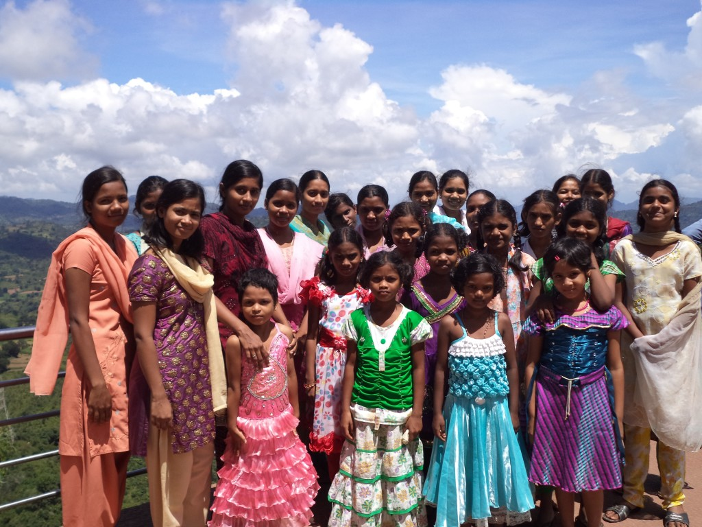 India - Orfanotrofio Suor Pushpa (2)