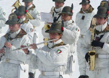 Fanfara Brigata Alpina Taurinense