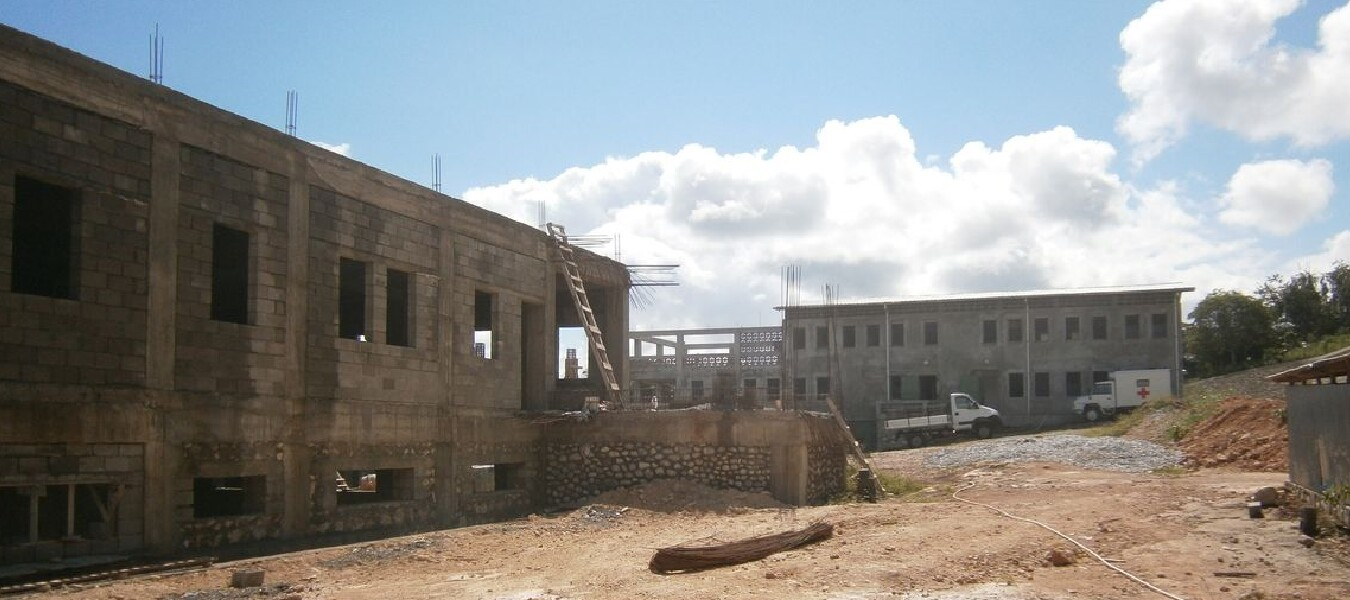 CLC: Centro Cura Lesioni cutanee, Jérémie, Haiti