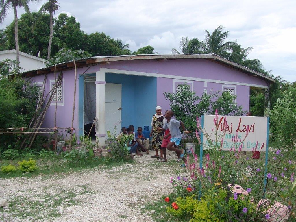 Crescono i Villaggi a Port au Prince