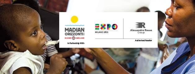 Madian Orizzonti e il Nepal a EXPO 2015