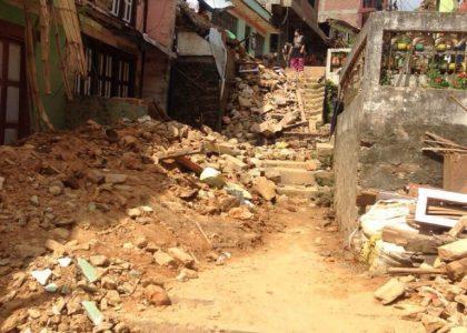 Aggiornamento Terremoto Nepal (Camillian Task Force)