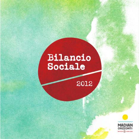 Bilancio Sociale 2012