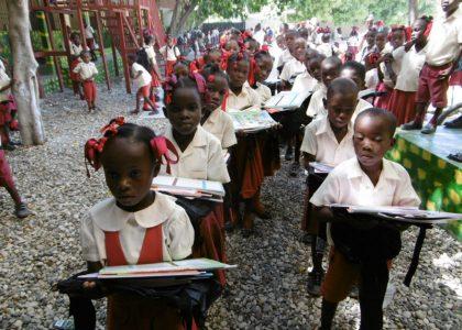 Sostieni a distanza un bambino ad Haiti