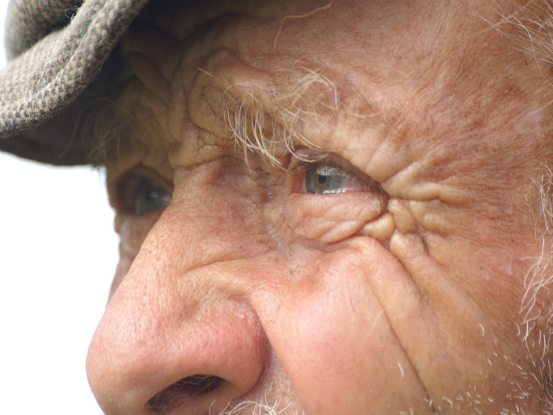 Sostieni a distanza un anziano in Georgia