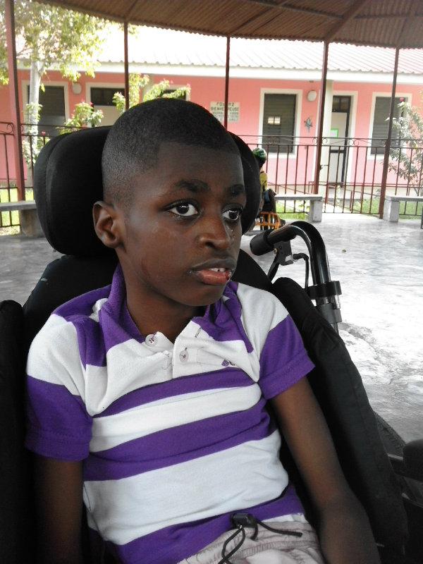 Culle bambini disabili Haiti