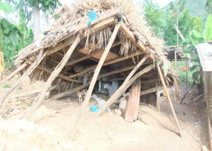 Ricostruzione case a Jérémie