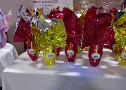 Uova di Pasqua solidali