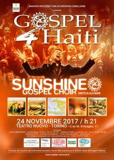 Gospel 4 Haiti
