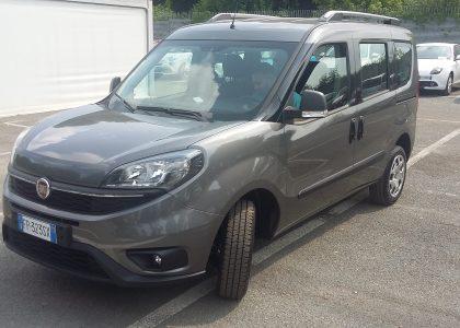 Nuovo Fiat Doblò per Madian Orizzonti Onlus