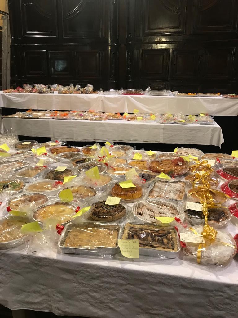 Le torte dell'Immacolata