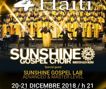 Sunshine Gospel Choir – Concerto 20 e 21 dicembre 2018