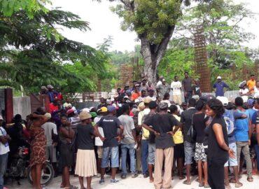 Haiti – distribuzione generi alimentari di prima necessità