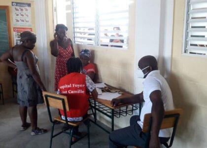 Haiti – gli interventi sanitari