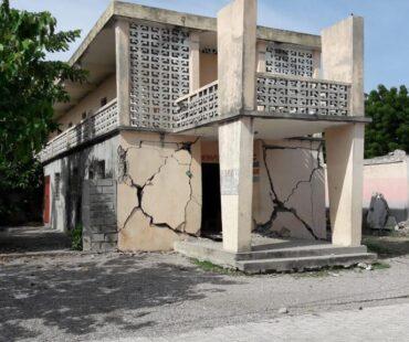 Terremoto ad Haiti – Agosto 2021